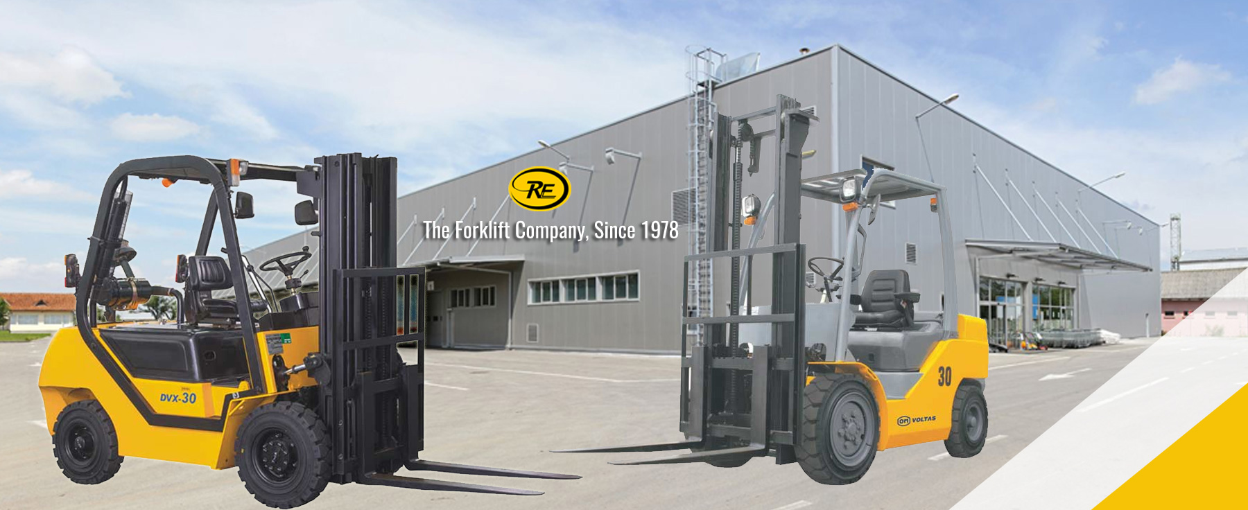 Revival Engineers – Material Handling Equipments, Forklifts